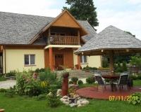 Agrokwatera Banaszewscy na Suwalszczyźnie (wakacje,ferie,wędkowanie)