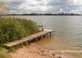 nasz pomost - bezpośredni dostęp do jeziora