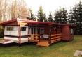 Domek letniskowy nr 2 - rozbudowany camping holenderski