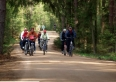 rajd rowerowy szlakami Biebrzańskiego PN