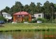 Dom widziany z pomostu