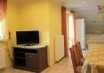 Kuchnia z salonem i balkonem zachodnim